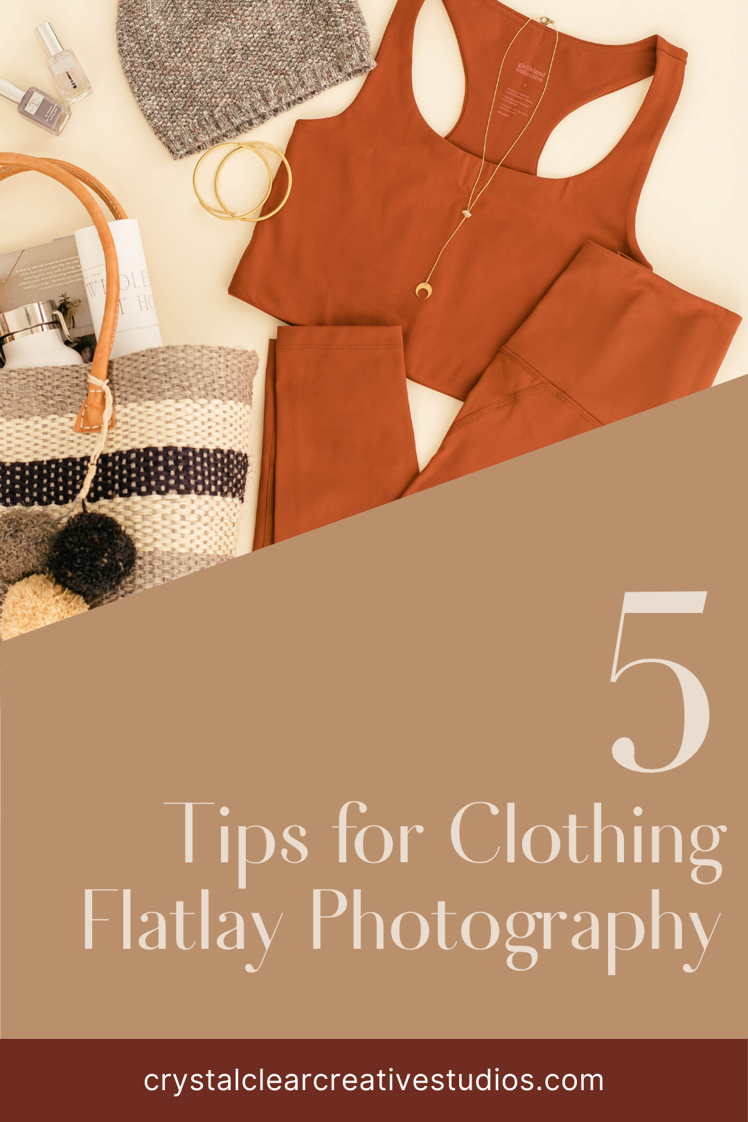01-30-20 Top 5 Tips for Clothing Flatlay Photography