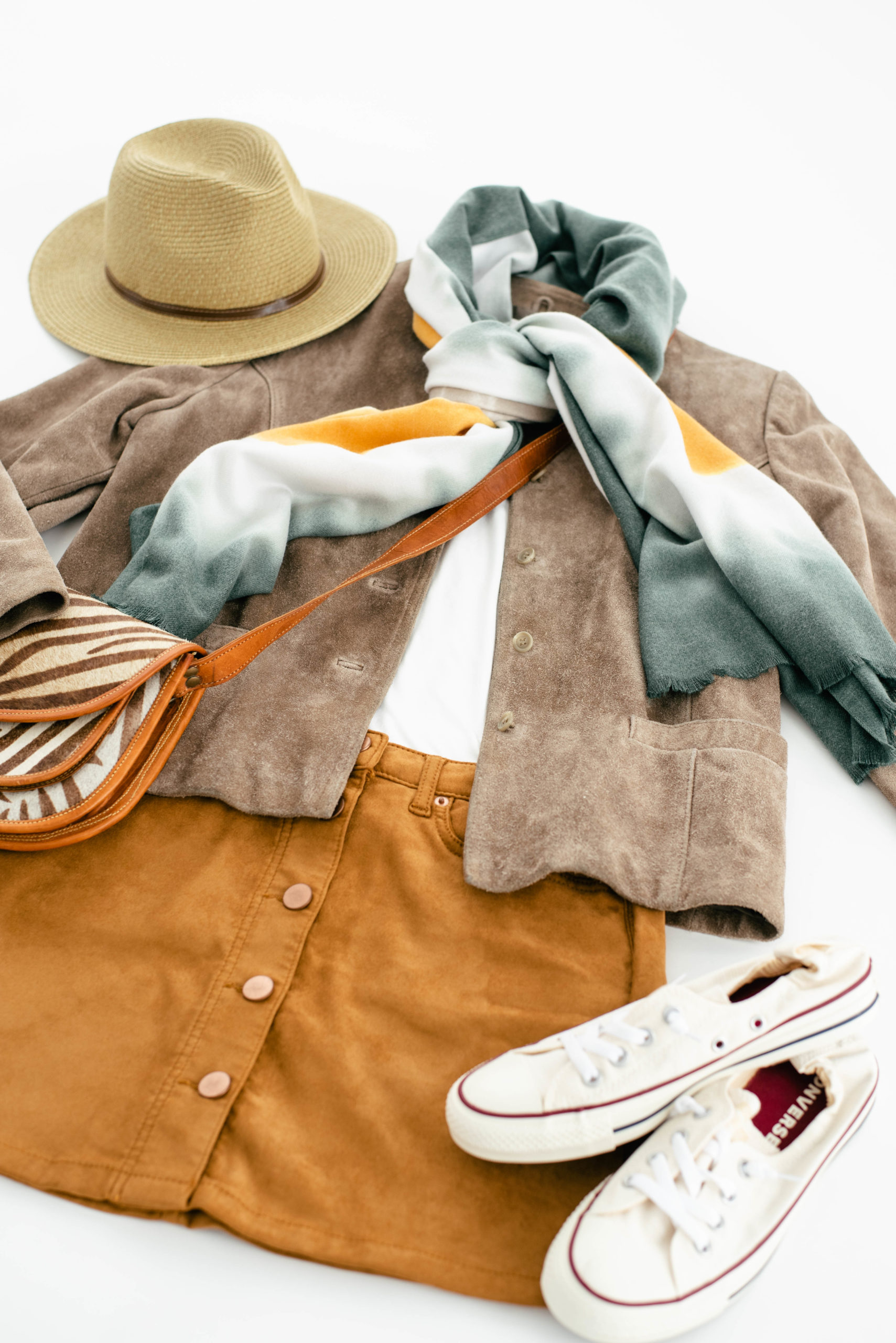 Top 5 Tips for Clothing Flatlay Photography