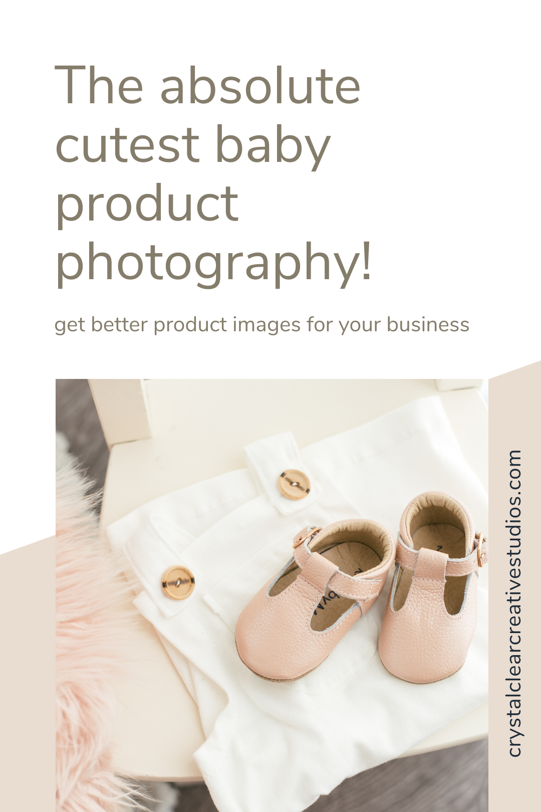 The Absolute Cutest Baby Product Photography