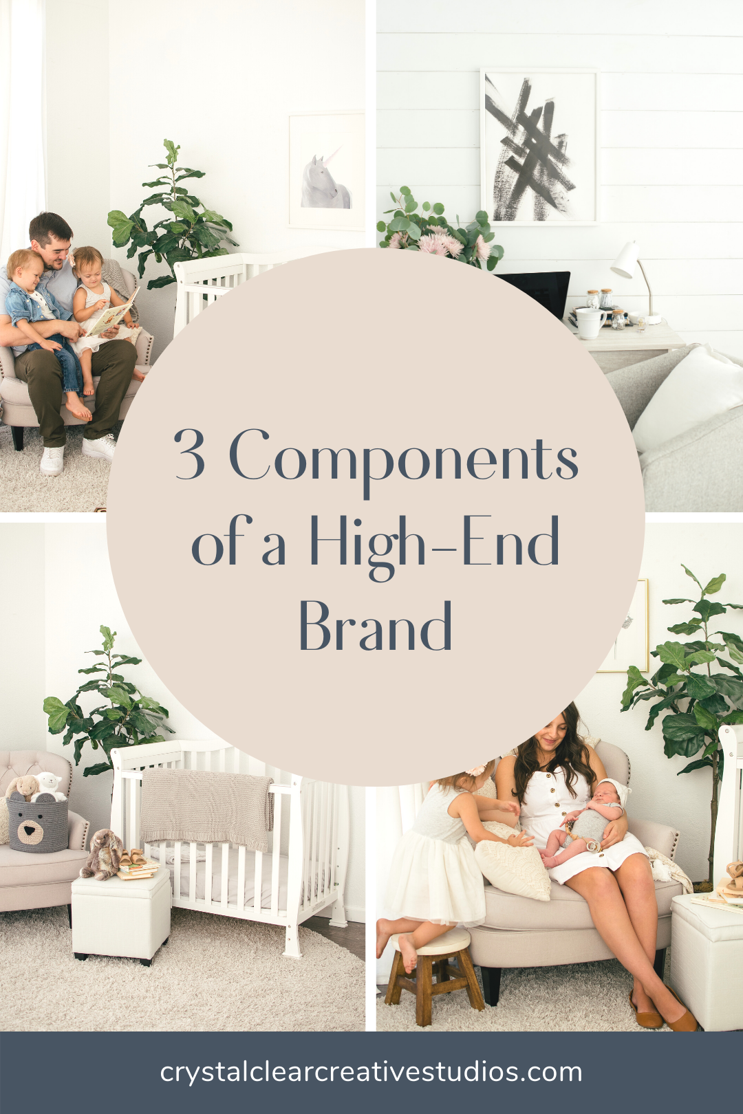 3 Components of a High-End Brand