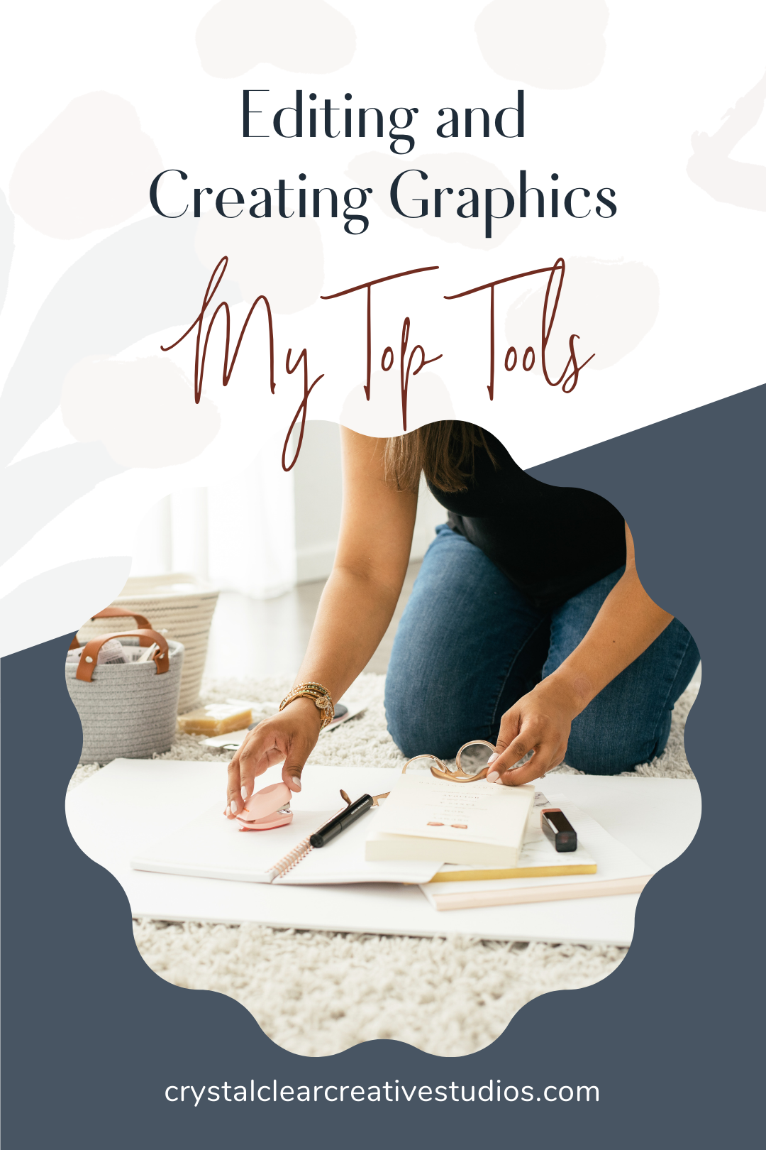 top tips for creating graphics and editing photos