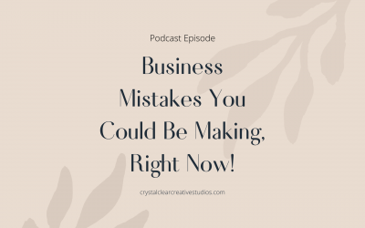 4 Business Mistakes To Avoid for Quicker Growth