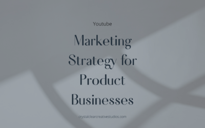 Marketing Strategy for Product Based Businesses